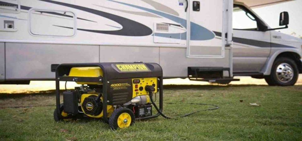 Can I Run The RV Generator While Driving