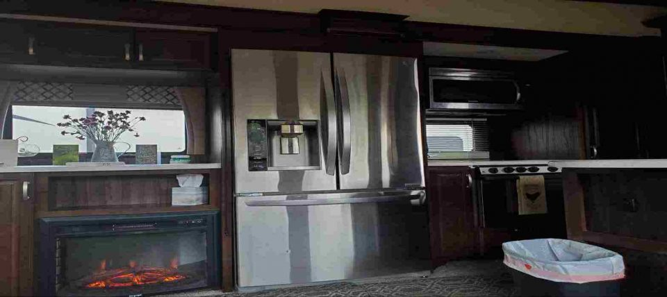 Can You Put Residential Fridge In an RV