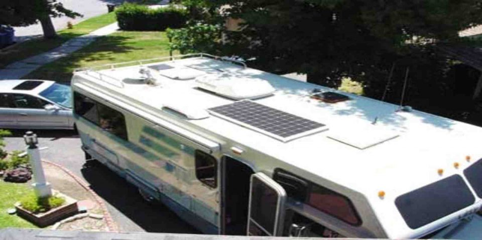 Can I Walk On My RV Roof