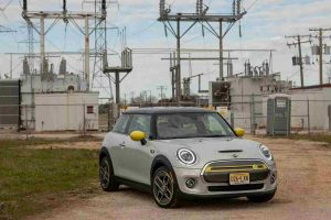 Does Mini Cooper Come With Parking Sensors